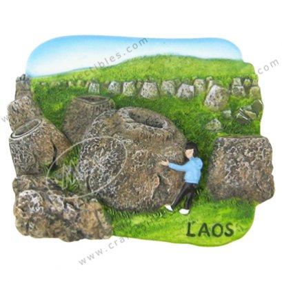 Plain of Jars, Laos