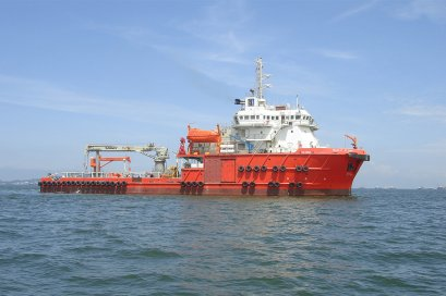 70m DP2 Diving Support/Platform Supply Vessel