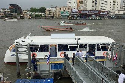 เรือล่องแม่น้ำ อลูมิเนียมแบบสองท้อง ริว่า 1