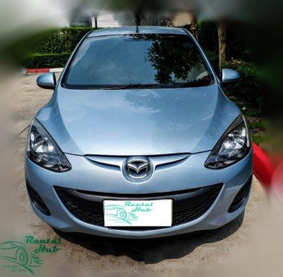 Mazda2 Elegance - Blue