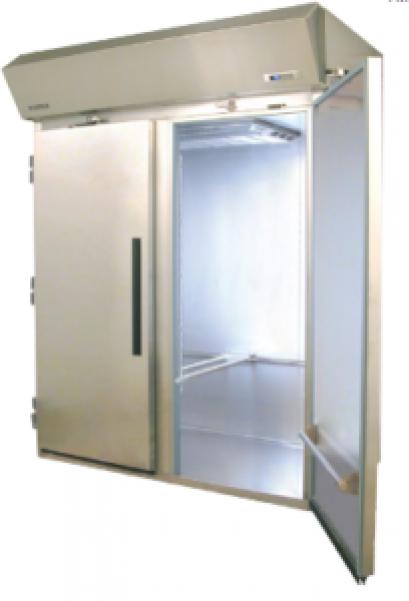Upright Roll-in Refrigerator