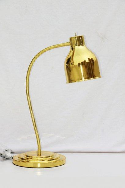 โคมไฟอุ่นอาหาร สีทอง