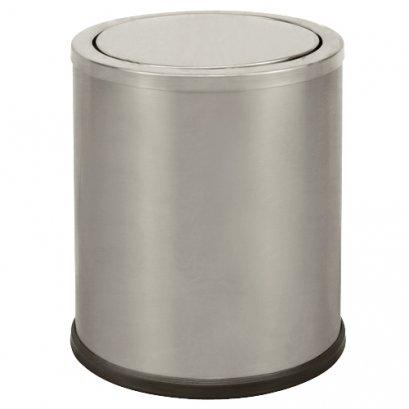 ถังขยะสแตนเลส ฝาสวิง 1402-075