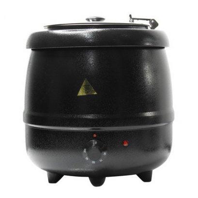 หม้ออุ่นซุป 10 ลิตร สีดำ 400W. 1601-127-C01