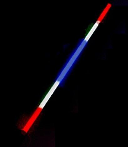 หลอดนีออนธงชาติ 5 ตอน (FUJILAMP)