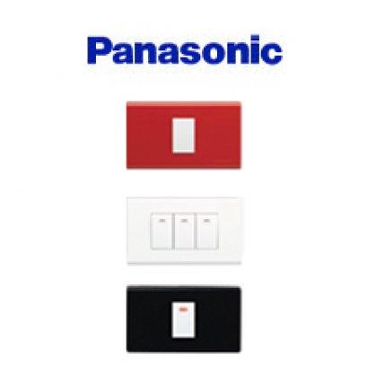 แคตตาล็อก Panasonic สวิทช์ ปลั๊ก ฝา -Switch & Receptacle