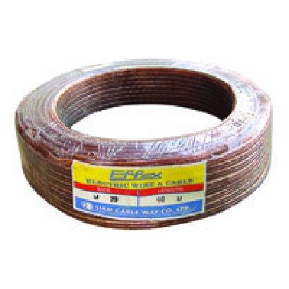 สายลำโพง สายดำแดง (Audio Cable)