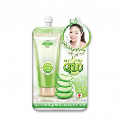MEIJI ALOEVERA MILK CLEANSING