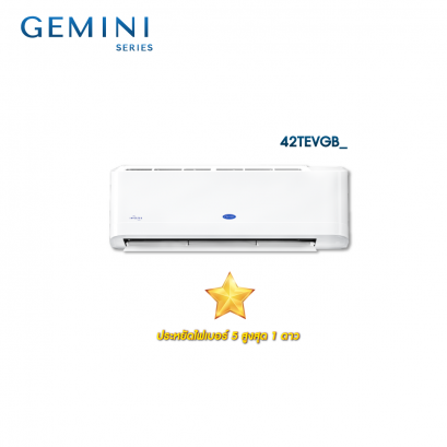 Carrier Inverter GEMINI (42TEVGB_)