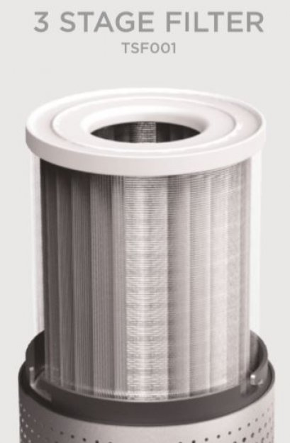 Eurus 3 Stage Filter (TSF001)