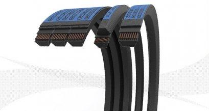 Wrapped V belts