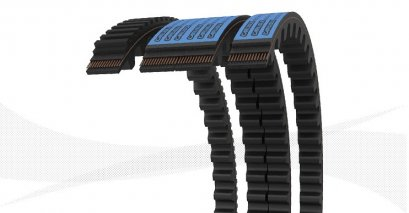 Raw Edge Cog V belts