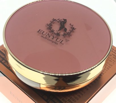 EUNYUL Horse Oil Essence Pact 12.5g SPF50+ PA+++  Choice: #21 or #23