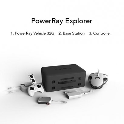 POWER RAY EXPLORER