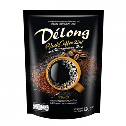 Delong Blackcoffee 2in1