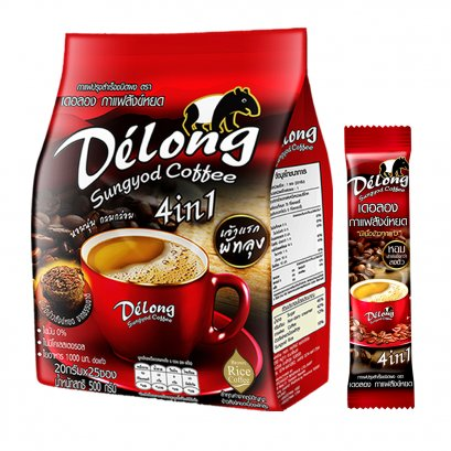 Delong Sungyod Coffee 4in1