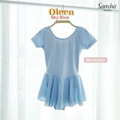 54AH0009 Oleen Sky blue