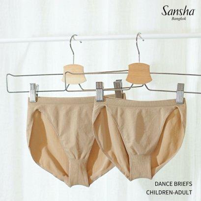 SANSHA Seamless dance brief (underwear) กางเกงใน ผู้ใหญ่ #58AH0002N