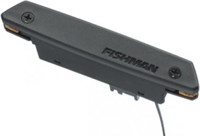 Fishman Rare Earth Magnetic Soundhole Single Coil Pickup - Active