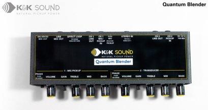 K&K Quantum Blender Preamp