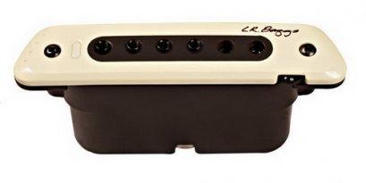 LR Baggs M80 Acoustic Guitar Soundhole Magnetic Pickup, Active & Passive Mode
