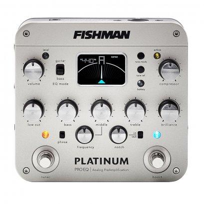 Fishman Platinum Pro EQ / DI Analog Preamp