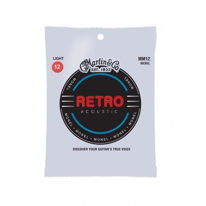 Martin Retro Guitar Strings Light 12-54