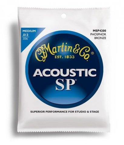 Martin Acoustic SP Phosphor Bronze Medium 13-56