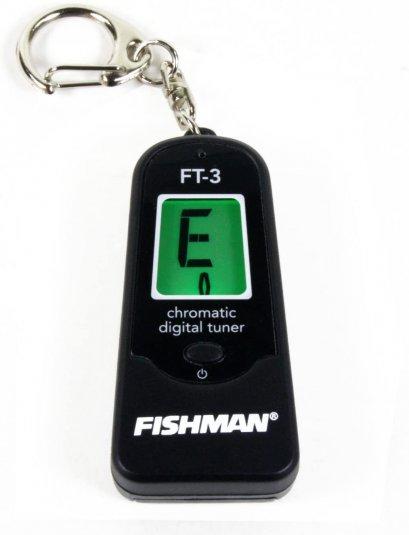 Fishman FT-3 Keychain Chromatic Tuner