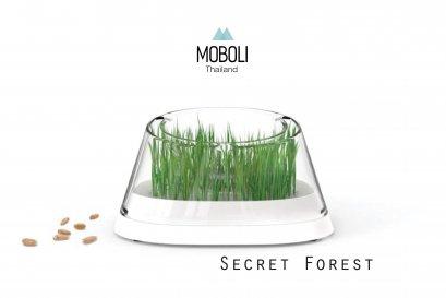 Moboli : Secret Forest (ชามอาหารปลูกข้าวสาลีได้)
