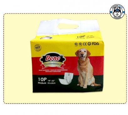 Dono : โอบิสำหรับสุนัขตัวผู้