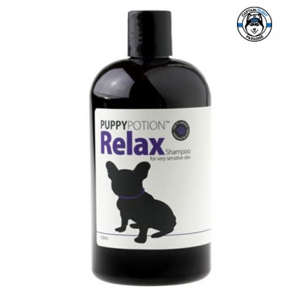 Doggy Potion : แชมพูสูตร Puppy Potion Relax 500ml.