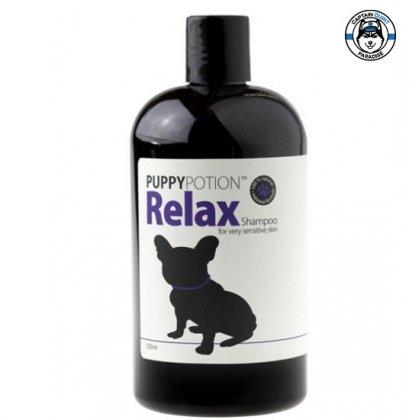 Doggy Potion : แชมพูสูตร Puppy Potion Relax 500ml.