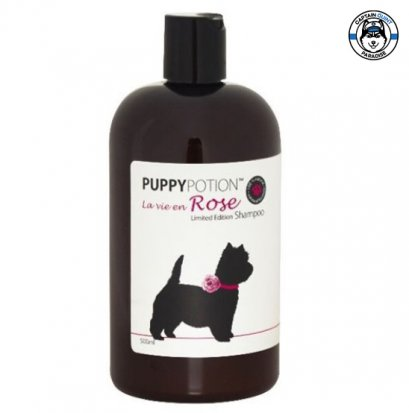 Doggy Potion : แชมพูสูตร Doggy Potion La Vie En Rose 500ml