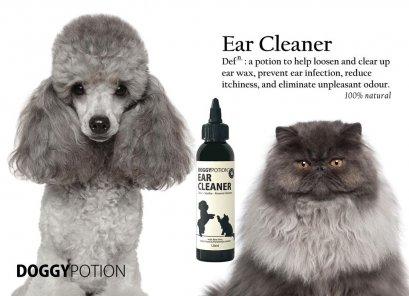 Doggy Potion - Ear Cleaner น้ำยาล้างหูสำหรับน้องหมาและน้องแมว