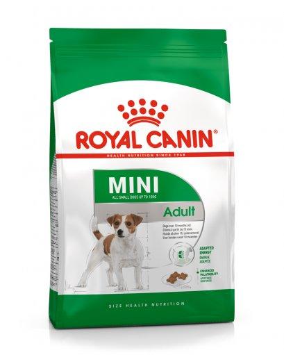 Royal Canin MINI ADULT อาหารสุนัขโตขนาดเล็ก (แบบเม็ด)