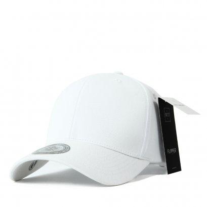 FB002 BIG-Blank baseballcap WH