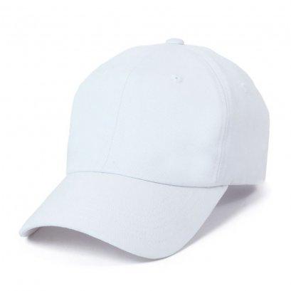 FL254 Blank BASIC ballcap WH