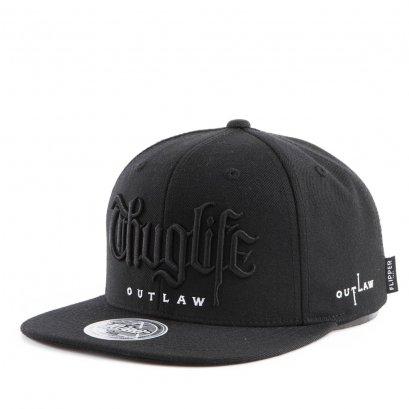 FL430 THUG Big Logo Black