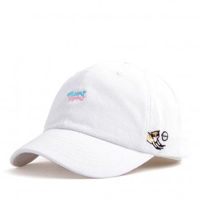 FL506 CC meow S-dadhat white