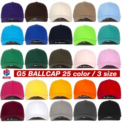 Premi3r [Blank] G5 ballcap [S / M / L]