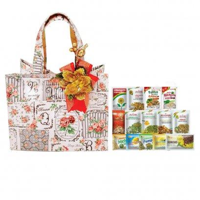 กระเป๋าสุขภาพ 2 (คละลาย)