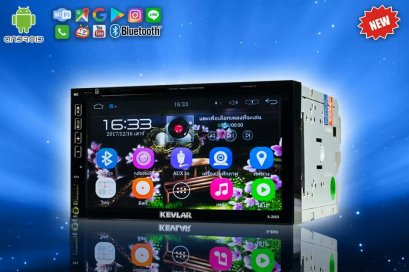 Kevlar K-2669 (Android แท้ ลงแอพได้ เชื่อมต่อ Wi-Fi)