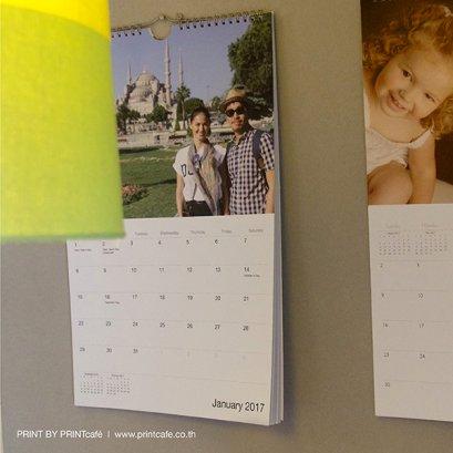 Calendar Wall Long