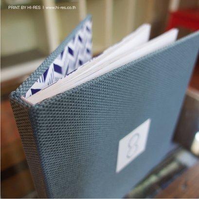 Fabric Photobook