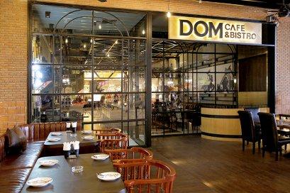 DOM Café & Bistro