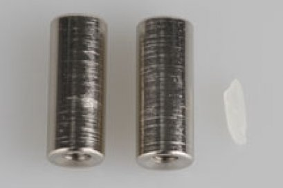 เสารองโลหะกลม 10 mm