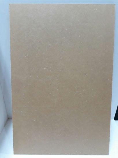 แผ่นอะคริลิคสีขาวขุ่นไม่โปร่งแสง หนา 3 mm. ขนาด 20x30 ซม.