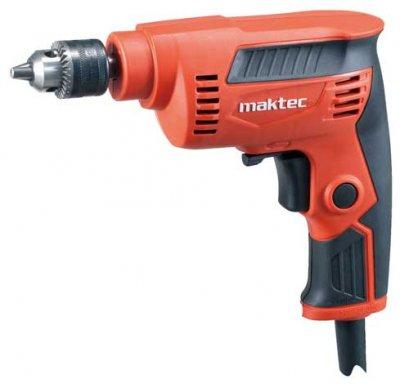 "MAKTEC สว่าน1/4"" รุ่น MT653 - สีแดง"