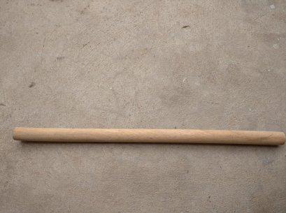 ไม้กลึงแท่งกลม เส้นผ่าศูนย์กลาง2ซม. ยาว40ซม